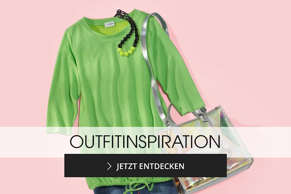 MIAMODA Grosse Grössen Outfit Inspiration
