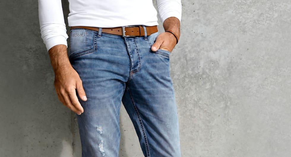 Robuste und langlebige Jeans von BABISTA