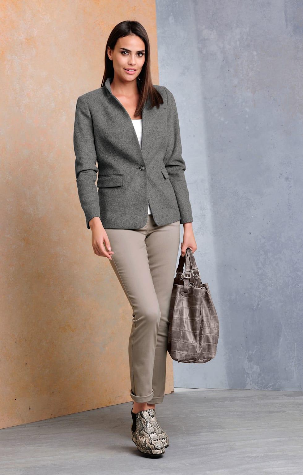 Ideales Outfit für City und Büro