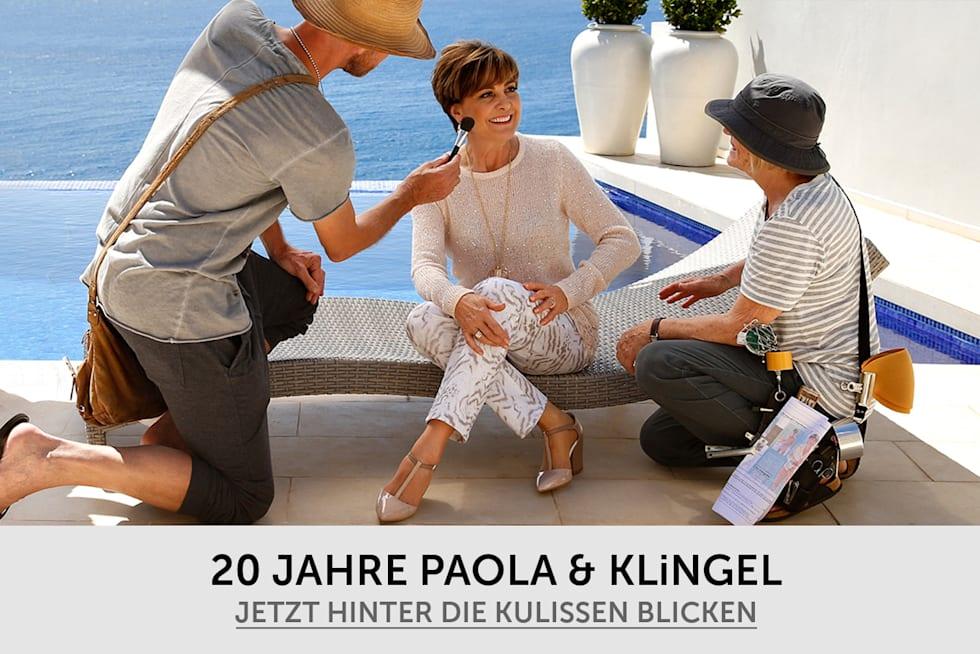 20 Jahre Paola und KLiNGEL