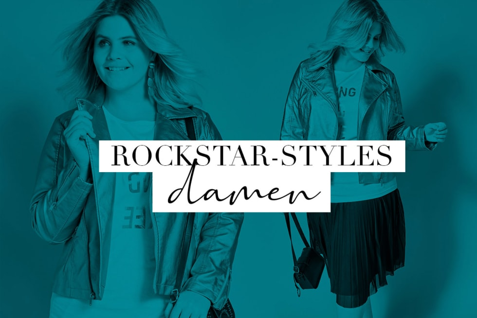Damen Rock your size