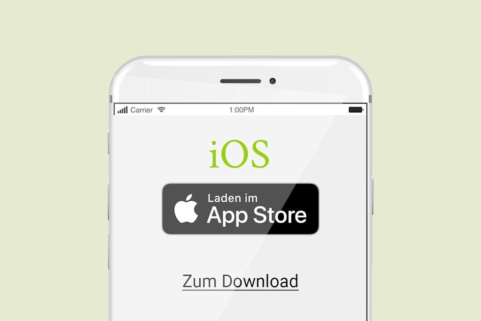 App im APP Store downloaden