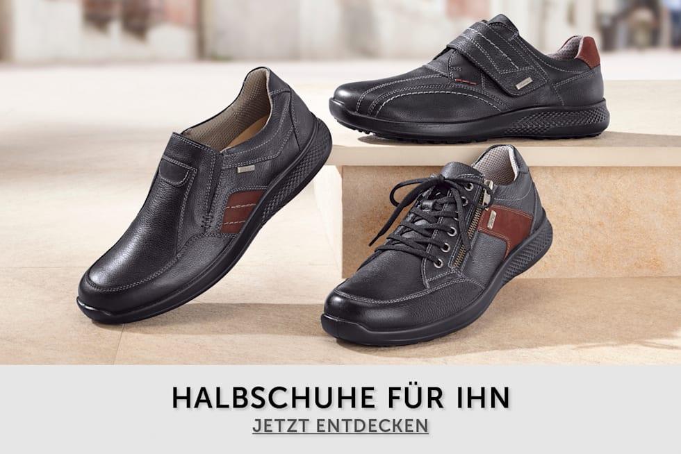 Herren Halbschuhe