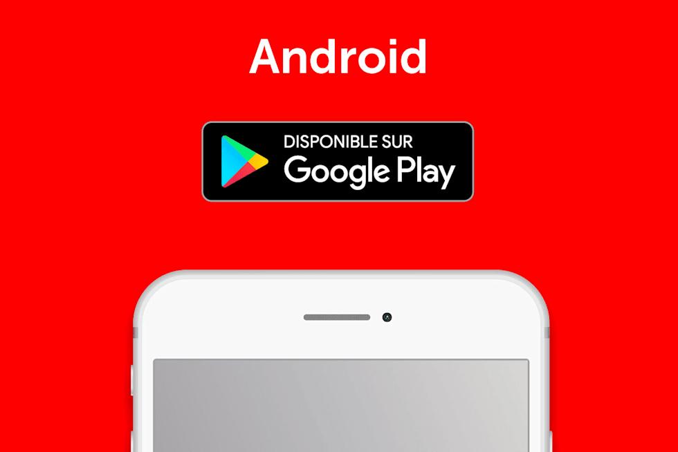CORNELIA APP - Disponible sur Google Play