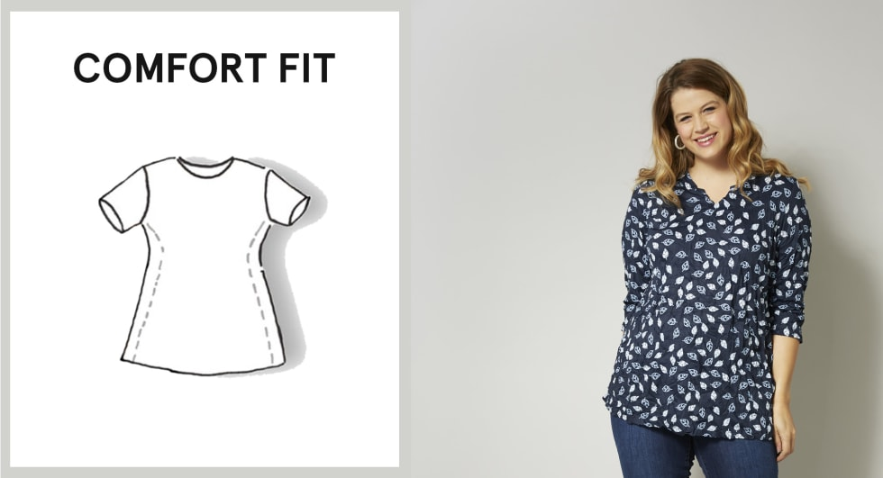 Shirtguide_Comfortfit