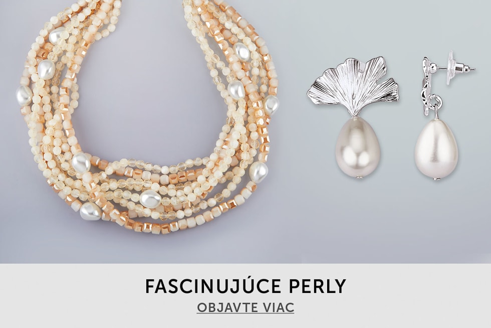 Perlové šperky