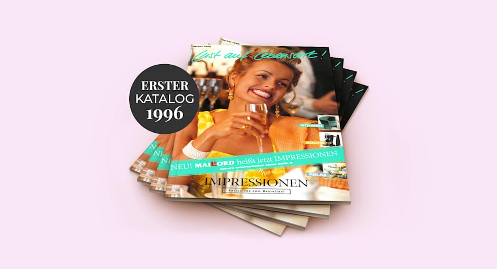 Über Impressionen - Die Gründung 1996