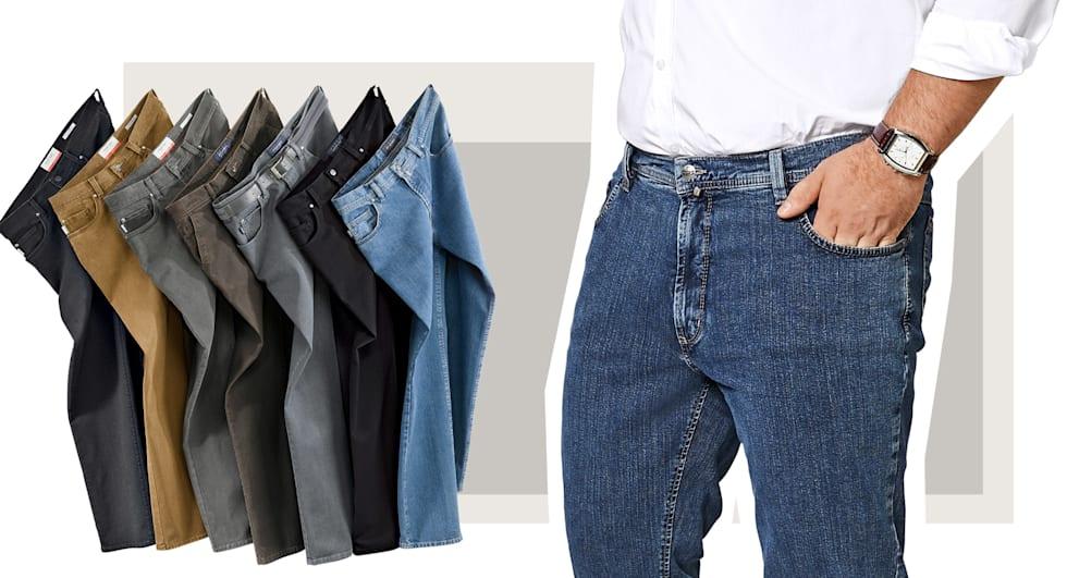 Makkelijk te combineren broeken