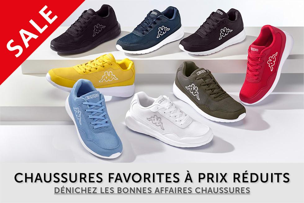 Chaussures favorites à prix réduit