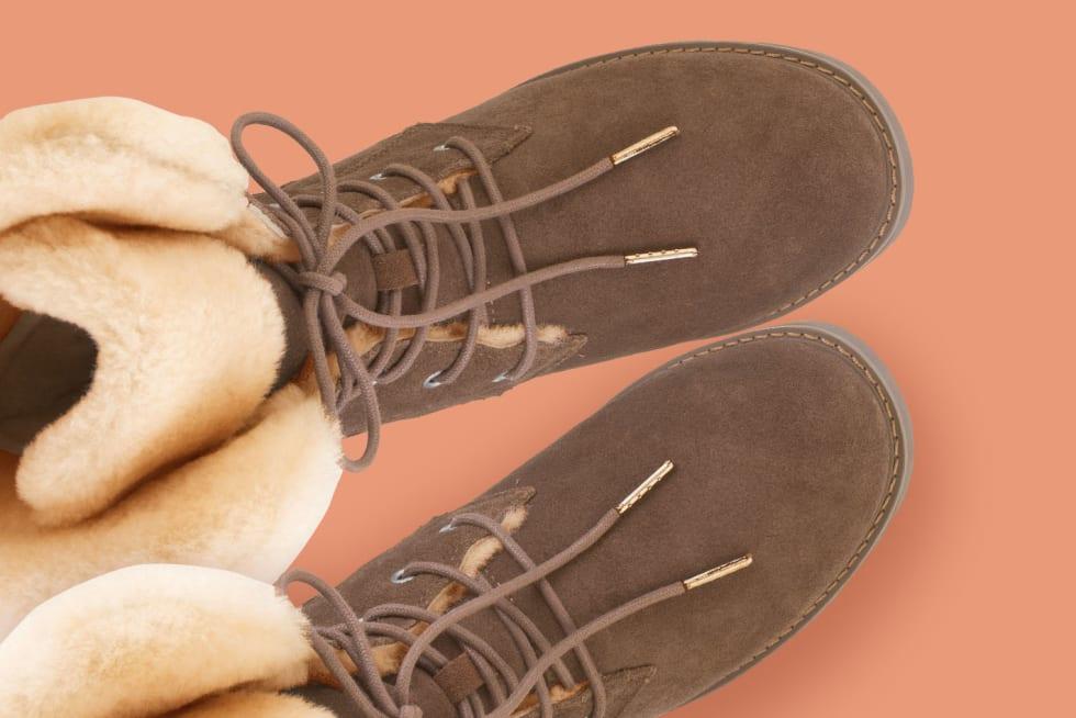 Voir les chaussures d'hiver