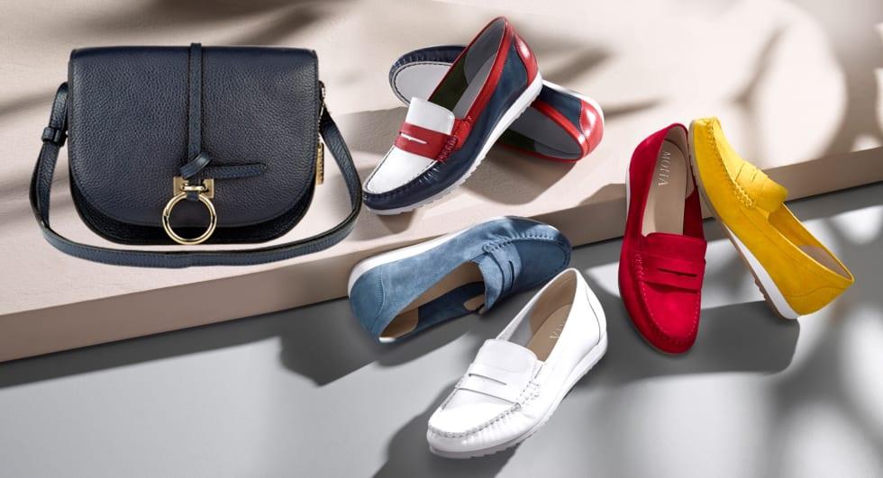 L'univers des chaussures de MONA : Je fais mon shopping
