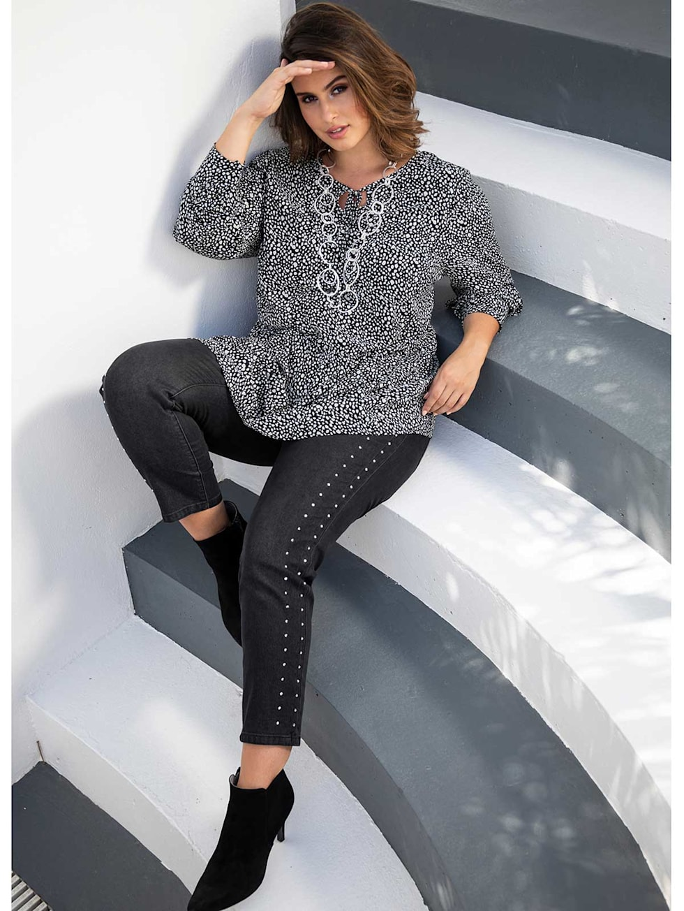 Home Office Outfit Damen