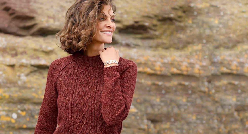 Mode in winterlicher Qualität bei MONA finden