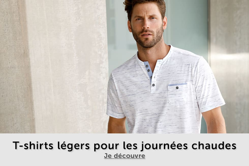 shirts homme