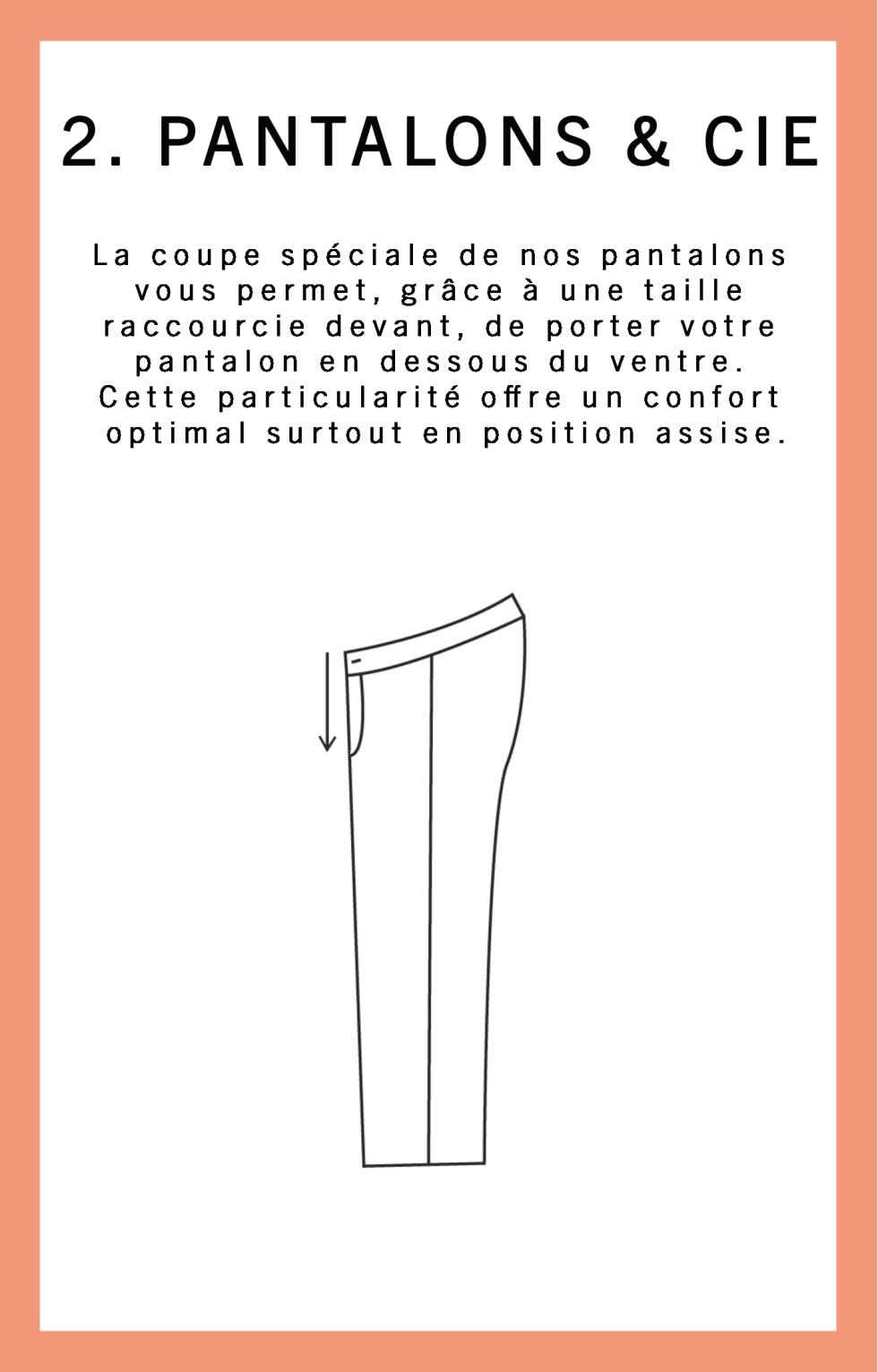 Pantalons & cie