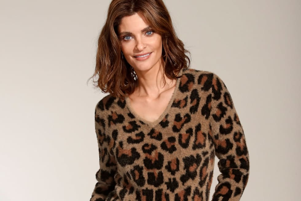 Damenmode mit Animal-Print shoppen
