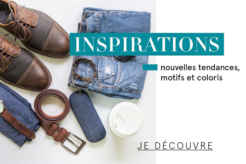 Inspirations, nouvelles tendances, motifs et colorisJ