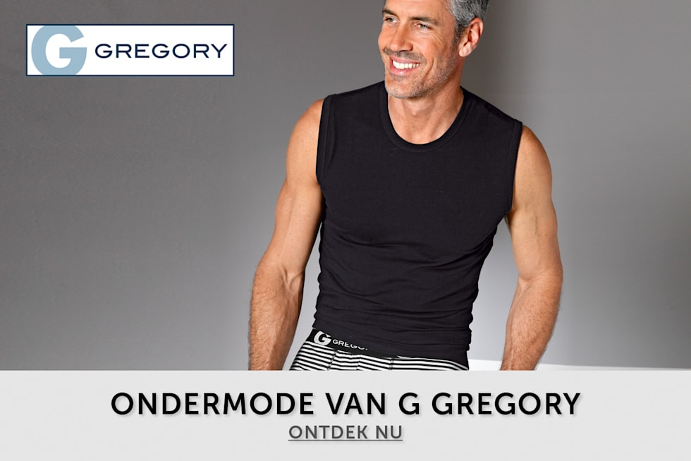heren ondermode g gregory