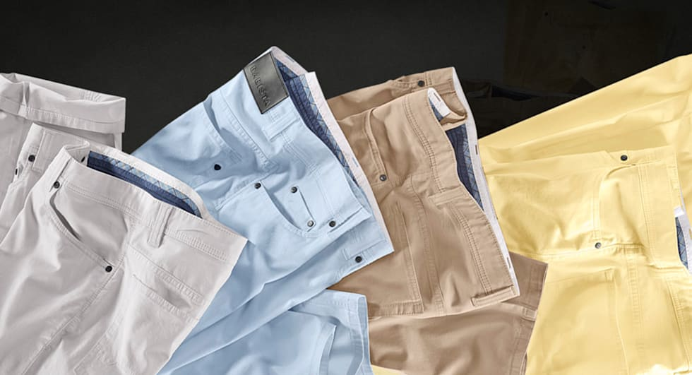 Le pantalon homme, l'essentiel de la mode masculine