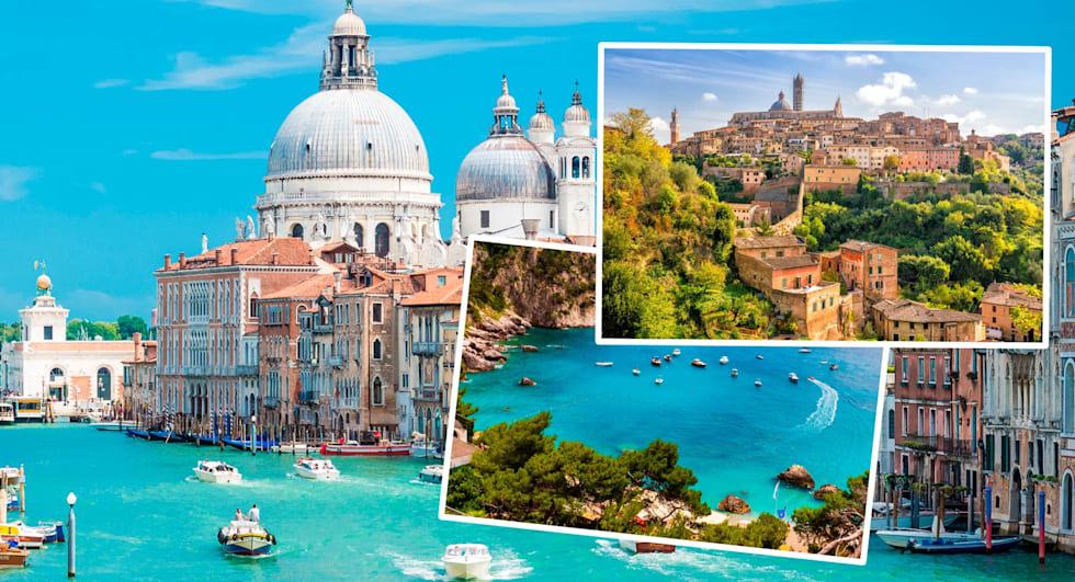 Gewinnspiel Reise Lust auf Italien