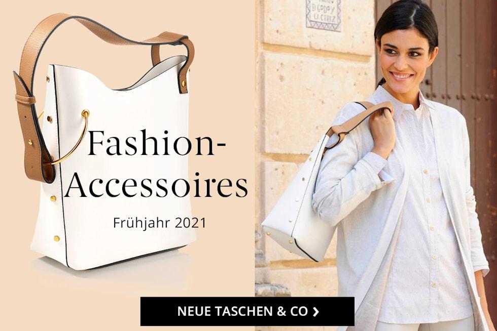 Fashion Accessoires Frühjahr 2021