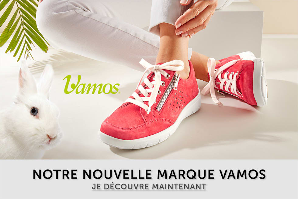 nouvelle marque vamos chaussures