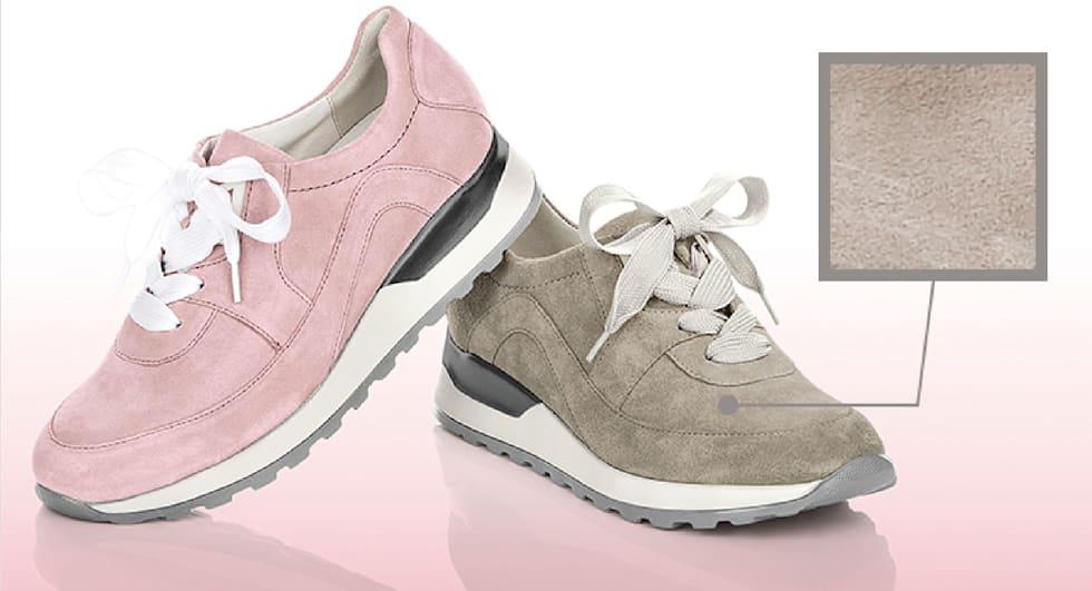 Suede Schoenmateriaal