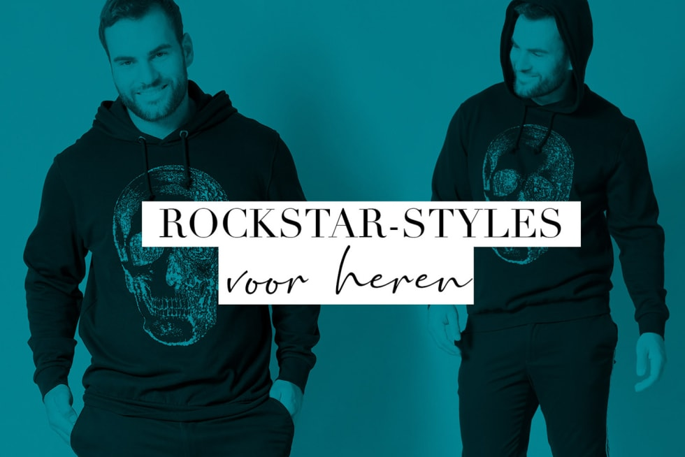 Rock your size Heren