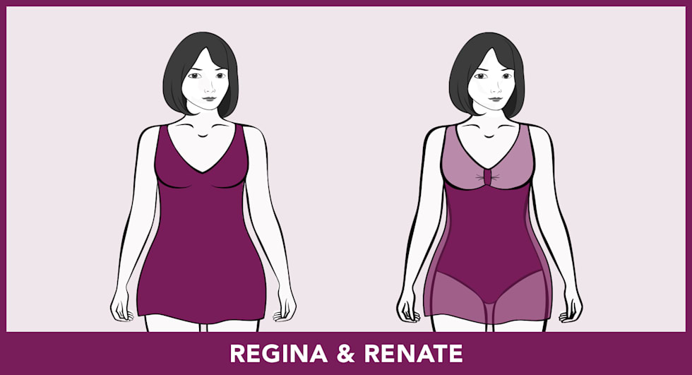 Bademode - Regina & Renate
