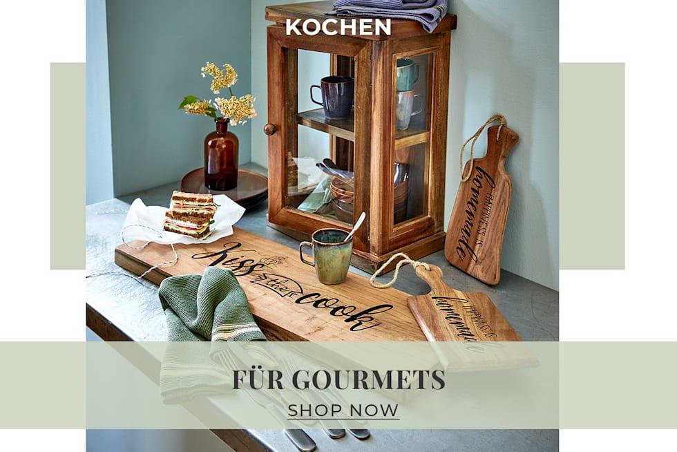 Geschenkefinder - Geschenke für Gourmets