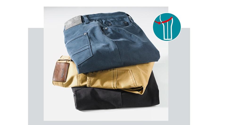 Spezialschnitt Hosen