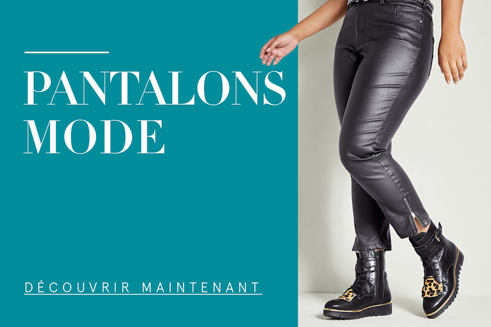 Pantalons mode