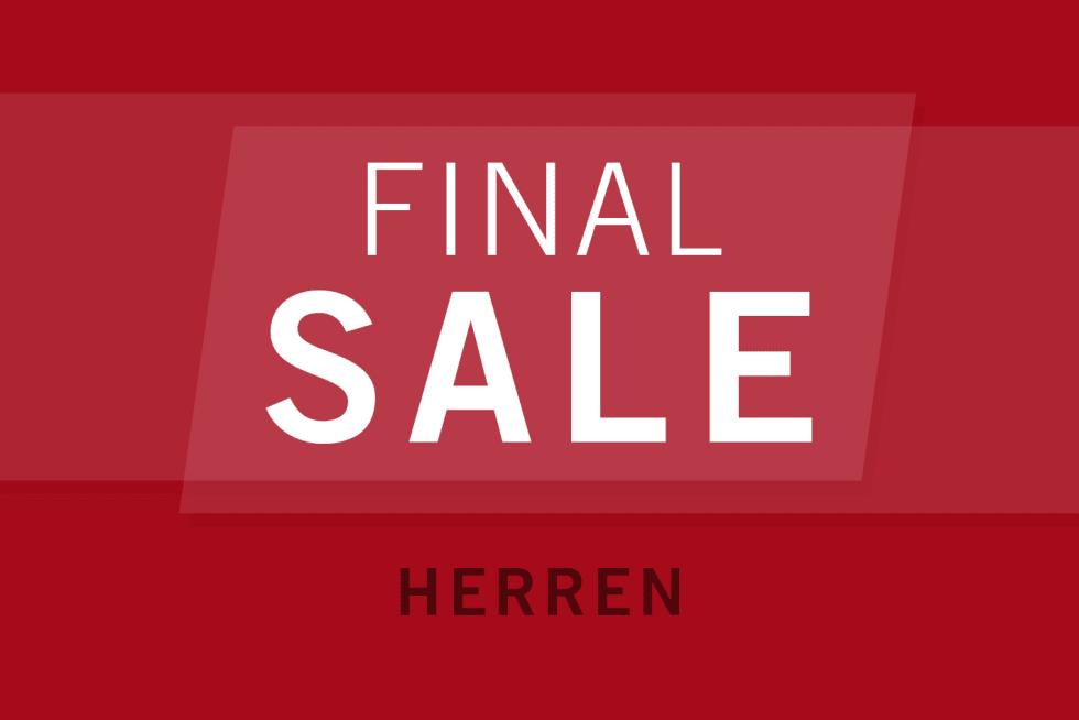 Final Sale Herren
