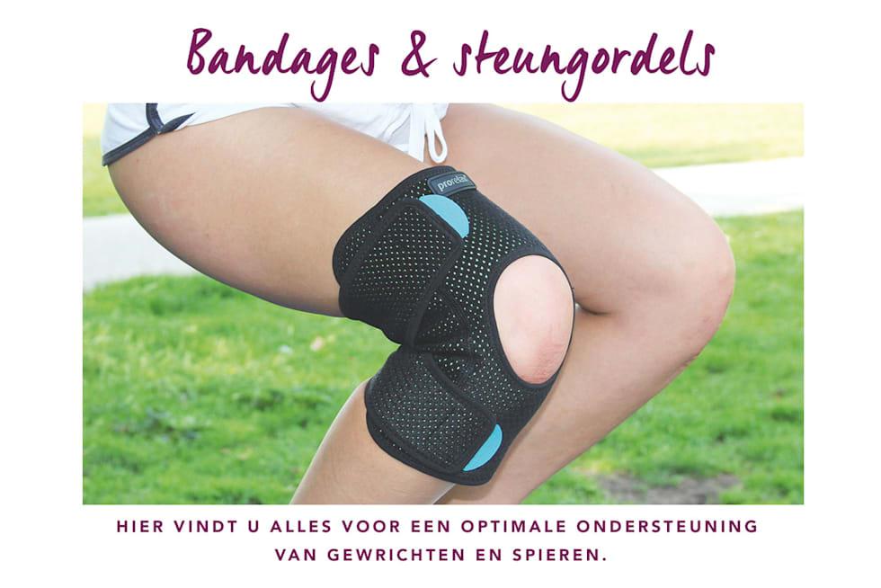 Bandages & steungordels