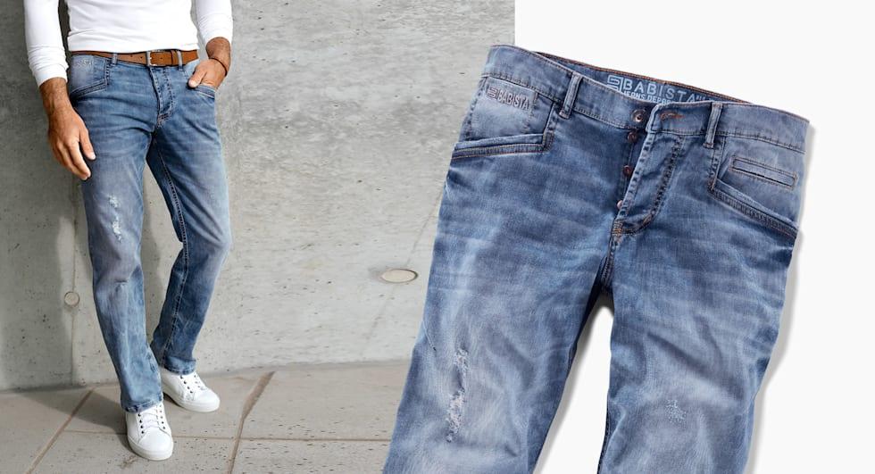 Supermoderne jeans