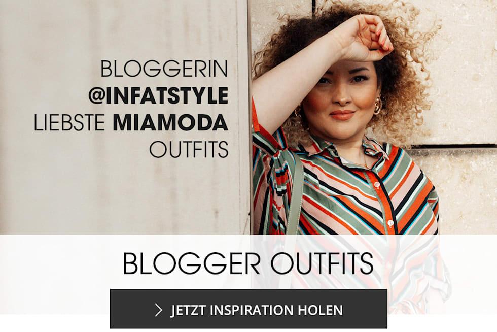 MIAMODA Grosse Grössen Blogger