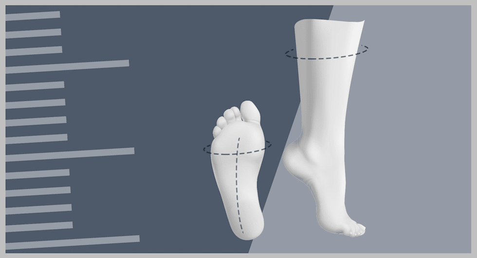 Schuhgrössenberatung Herren