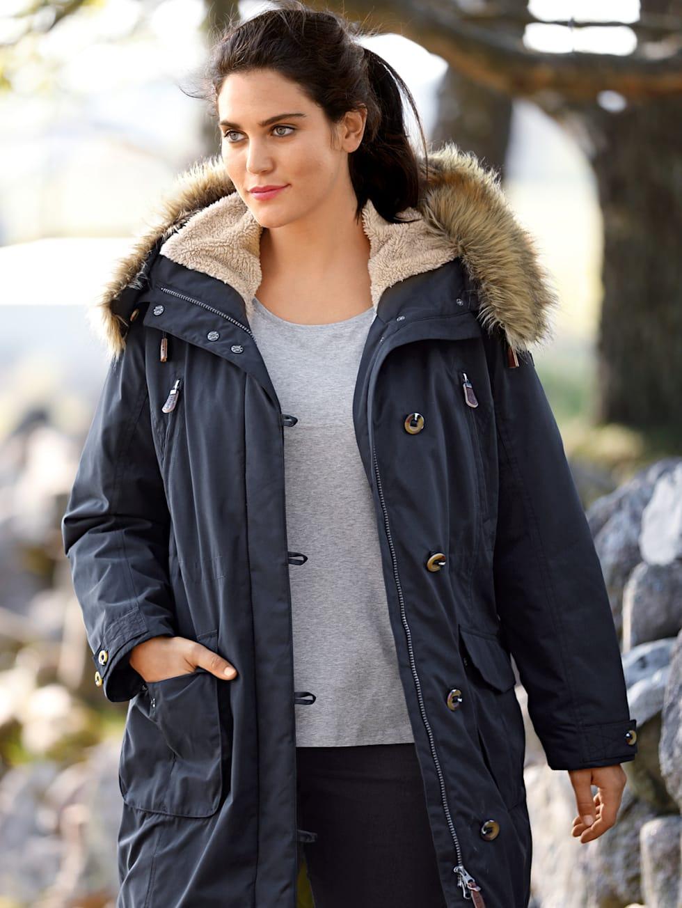 MIAMODA Große Größen Jacken Outfits