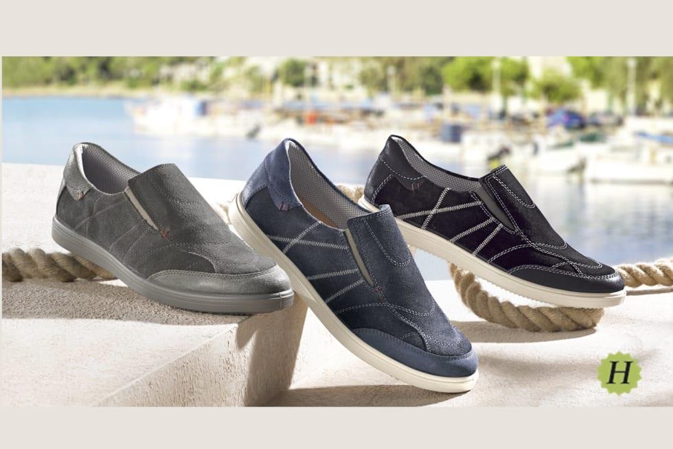 Schuhe für Männer in Weite H