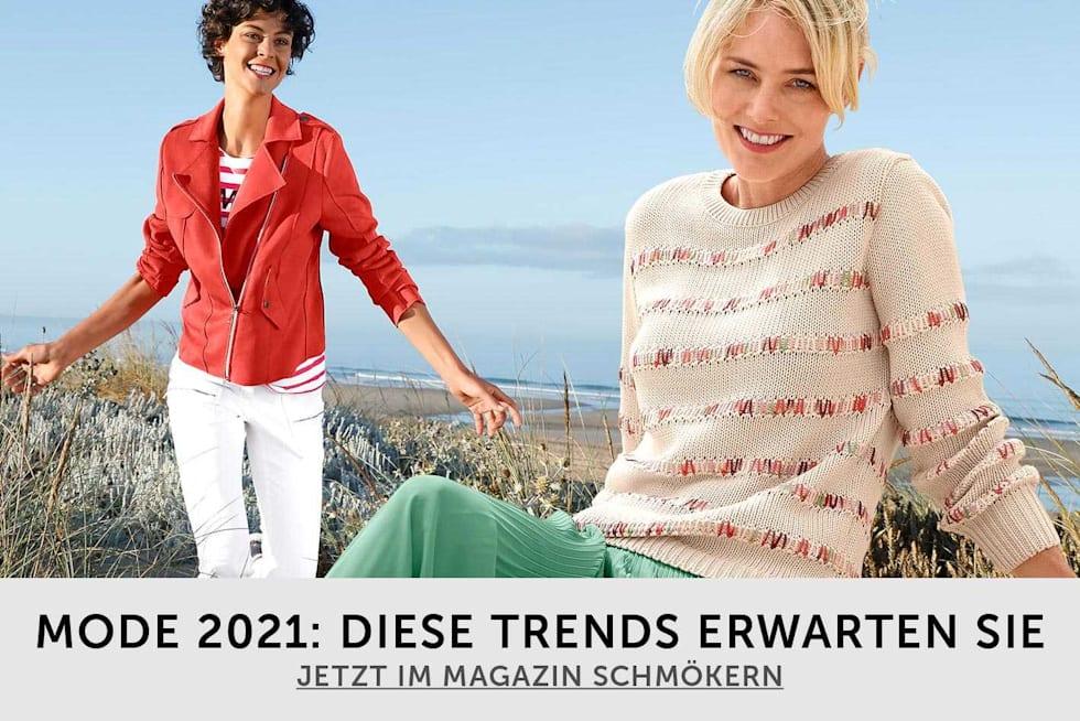 Mode 2021: Diese Trends erwarten Sie