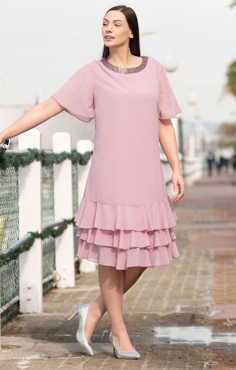 MIAMODA Große Größen Mode Bloggerin Silvana Denker in Los Angeles