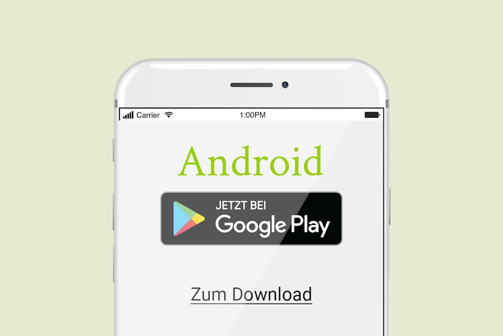 App im Google Play Store downloaden