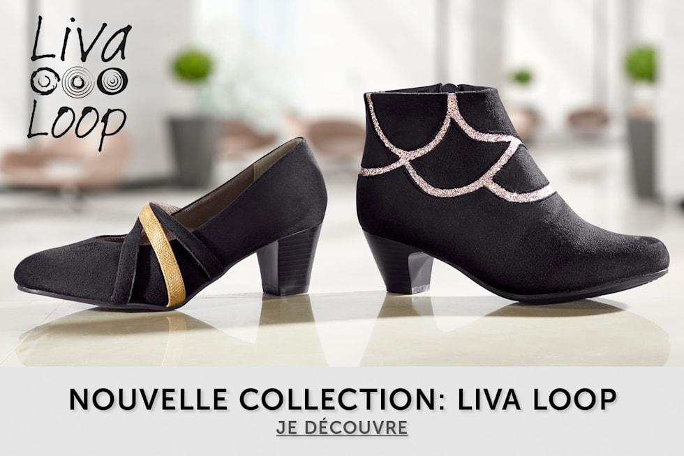 chaussures femme liva loop