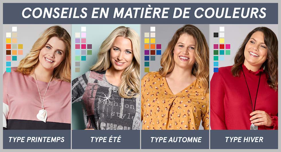 TYPES DE COULEUR