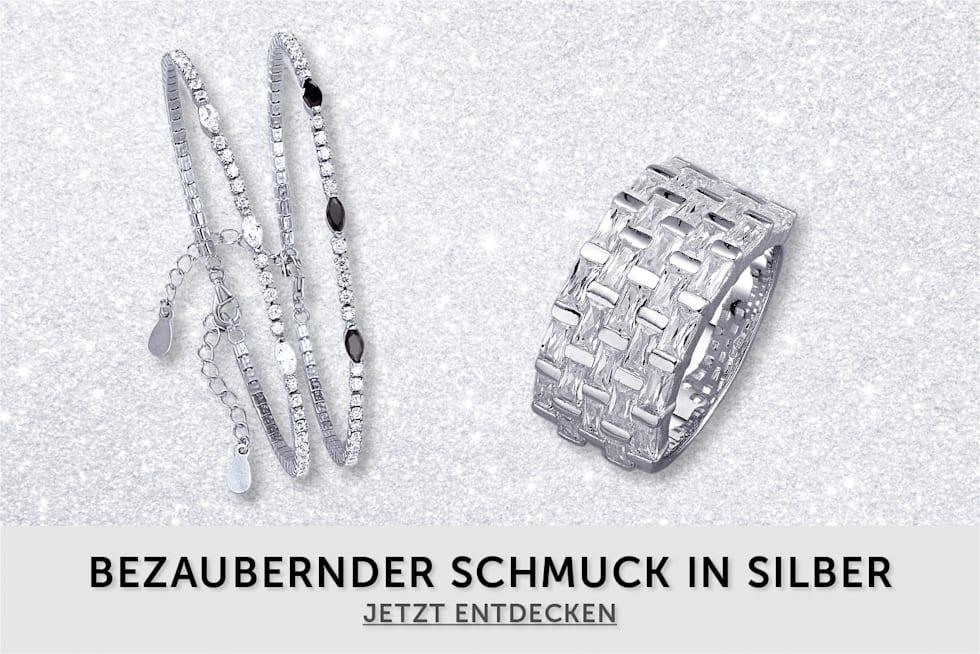 Schmuck in Silber