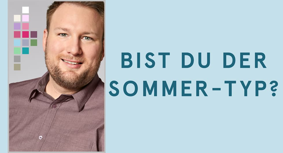 Farbberatung SOMMER-TYP