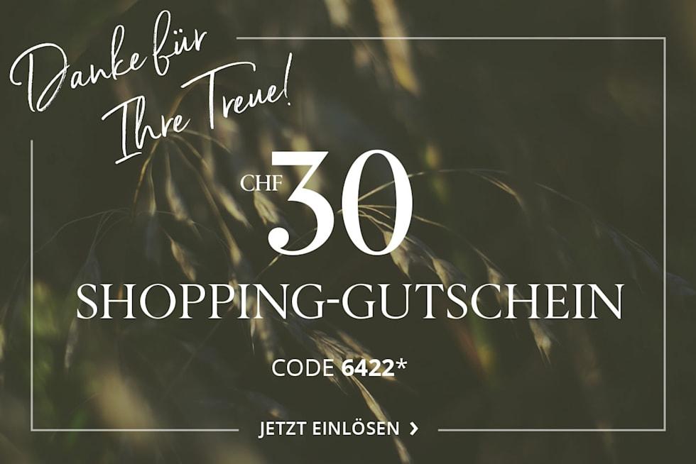 15 € Shopping Gutschein