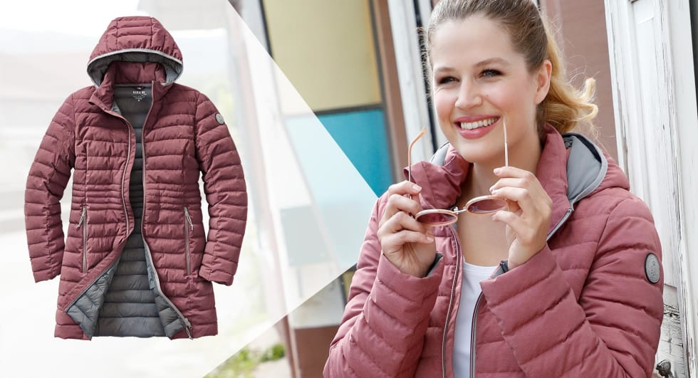 Damen Jacken für jedes Wetter