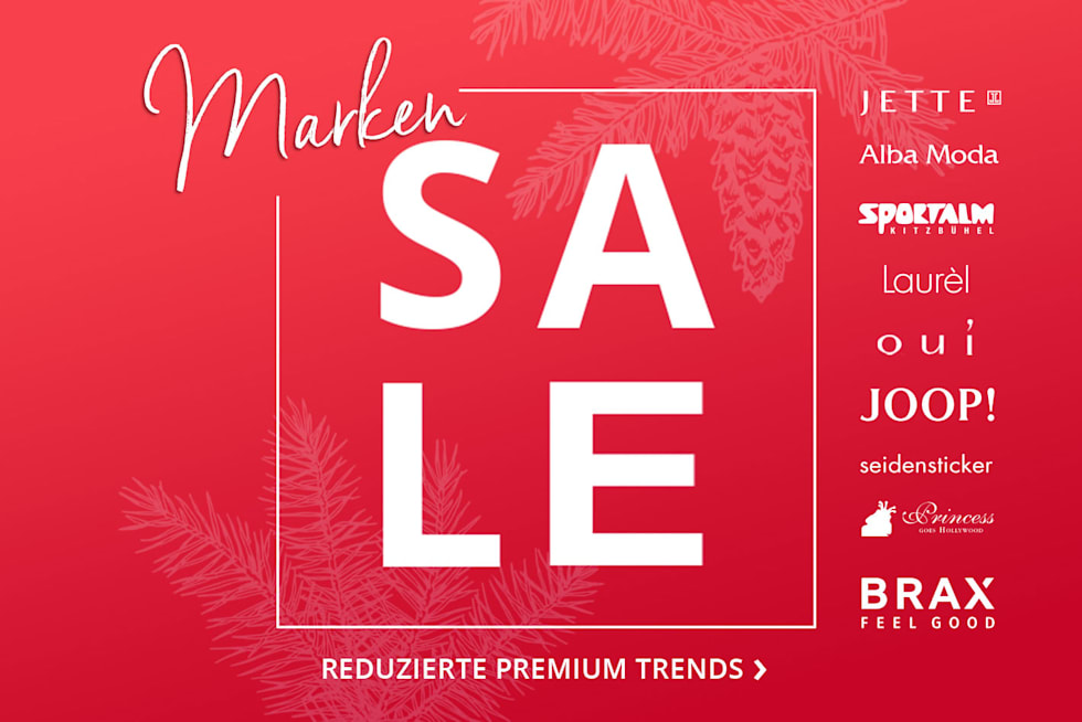 Marken Sale