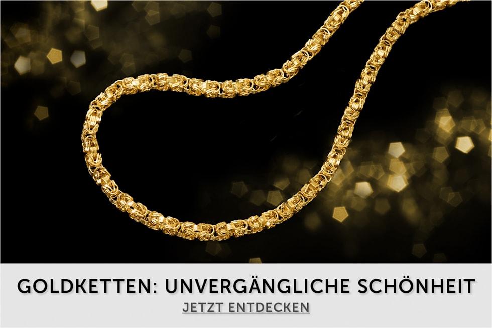 Damen Goldketten